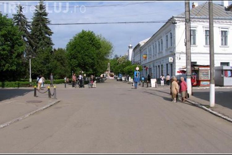 Asfaltare in Gherla si piste pentru biciclisti! Noua strazi vor intra in reparatii in aceasta vara
