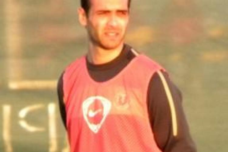 Fotbalistul Universitatii Cluj, Nicola Ascoli, a fost operat in Italia