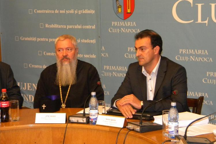 Mitropolitul Andrei despre evacuarea tiganilor de pe strada Coastei: Nu era locul cel mai potrivit pentru ei! VIDEO