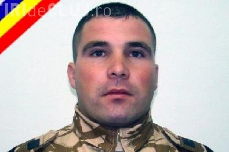 Un militar roman a murit in Afganistan, in Zabul