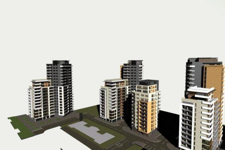 USAMV Cluj vrea rezilierea contractului cu Tower: Nu ne asumam raspunderea pentru cei care si-au cumparat apartamente in turnuri