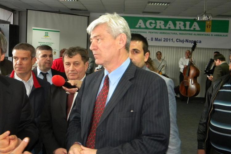 "Ministrul Agriculturii, luat la rost la Targul Agraria Cluj: ""Inainte de a fi ministru ne-ati promis subventii! - VIDEO"