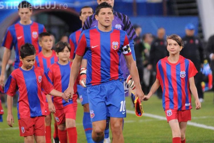 Steaua s-a calificat in finala Cupei Romaniei