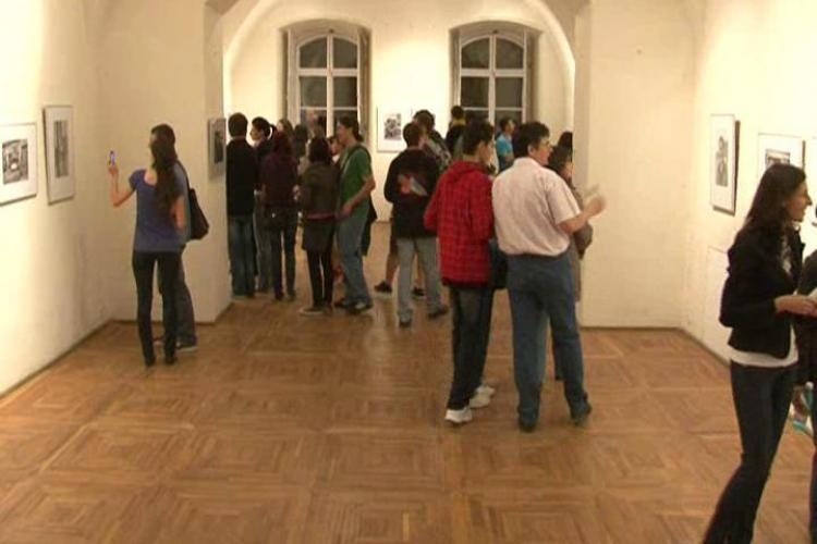 Muzeul de Arta Cluj, record de vizitatori la Noaptea Muzeelor! - VIDEO