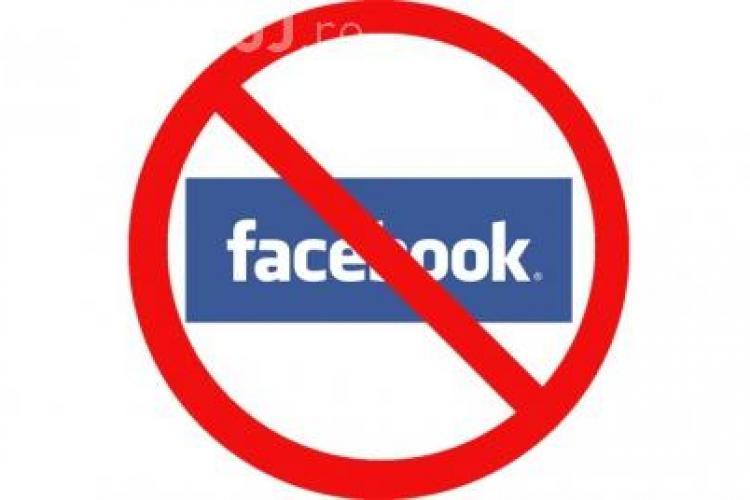 BNR interzice Facebook -ul in institutie