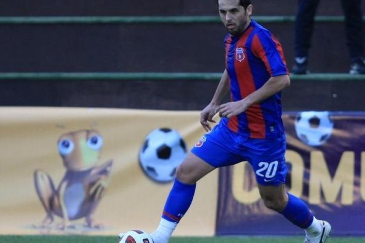 LIVE TEXT CFR Cluj - Steaua! 1-3 Gol Bilasco