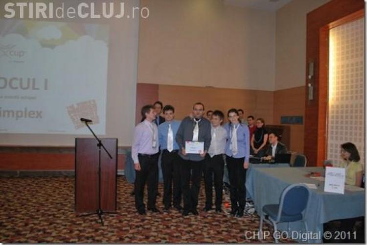 Studentii de la UBB Cluj s-au calificat in finala campionatului mondial Microsoft- Imagine Cup 2011