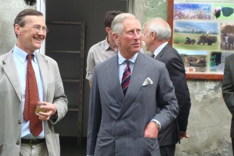 Printul Charles al Marii Britanii, in vizita in Transilvania