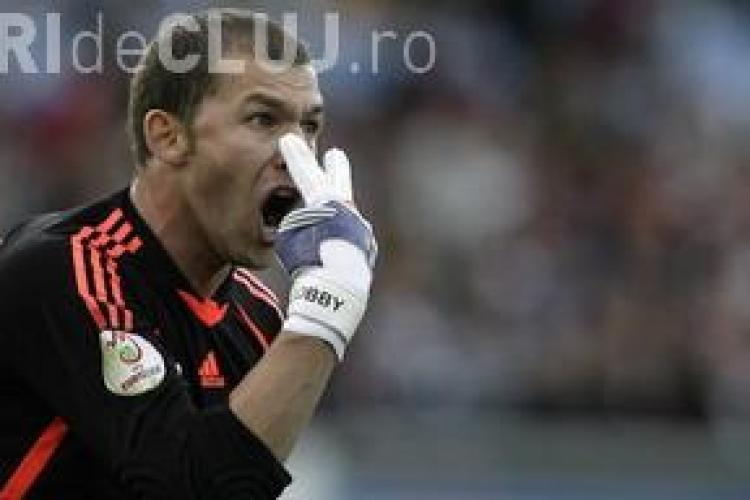 """Bogdan Lobont dorit la U Cluj! Vezi ce salariu cere """"pisica"""""""