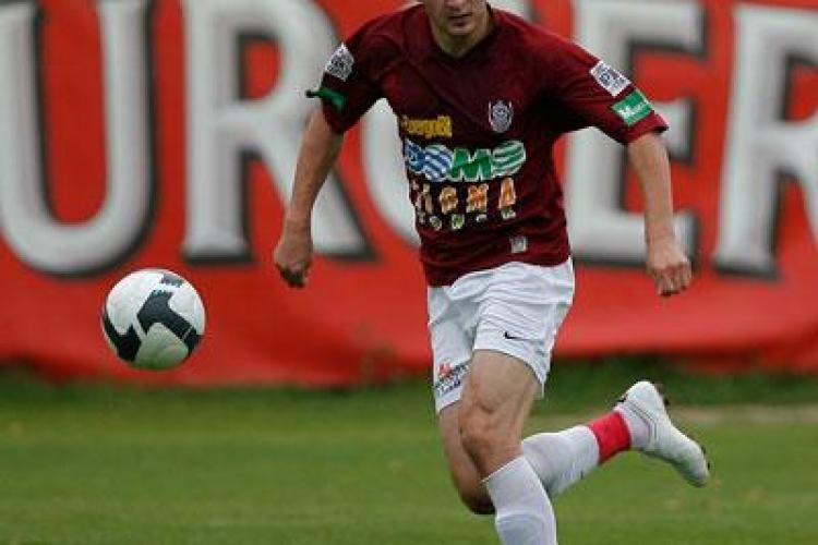 Gol Batin! Dinamo - CFR Cluj 1-1 VIDEO