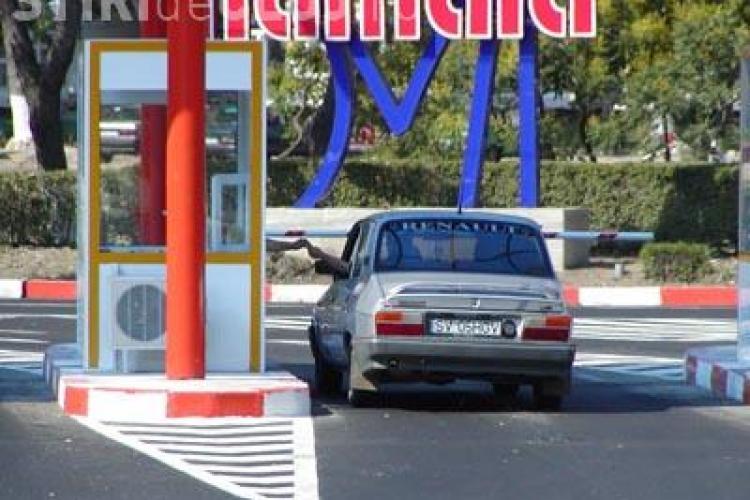 Taxa de bariera din Mamaia a fost suspendata