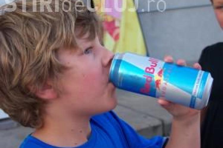 Atentie parinti ! Bauturile energizante sunt toxice pentru copii, conform studiilor facute de Universitatea Chicago