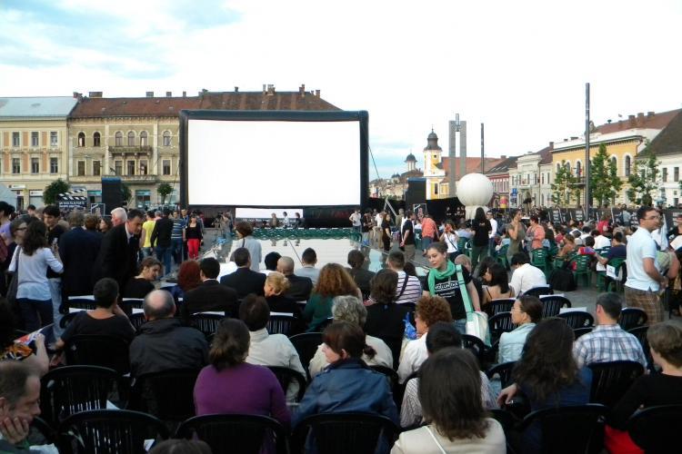 A inceput Festivalul International de Film Transilvania! Galerie FOTO