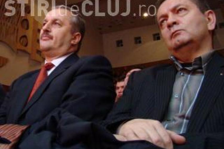 PSD -istii Ioan Rus si Vasile Dancu isi fac trust de presa impreuna cu Paszkany