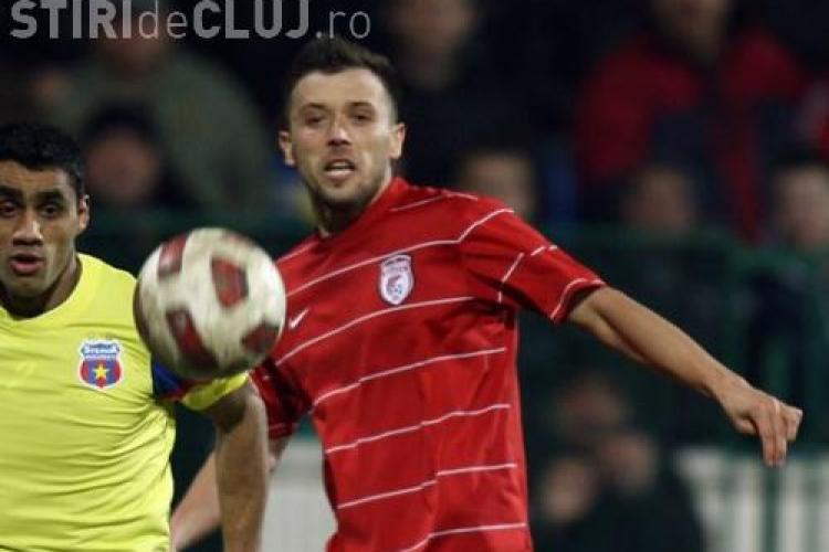 Eduard Nicola vine la Universitatea Cluj pentru urmatoarele trei sezoane