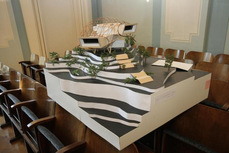 """Proiectul """"Cetatuia"""" a castigat concursul """"Arhitectii viitorului in anul 2020"""" VEZI FOTO"""