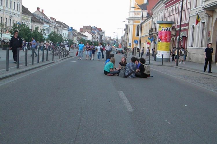 TIFF 2011: Strazi inchise in centrul orasului pentru ceremonia de deschidere