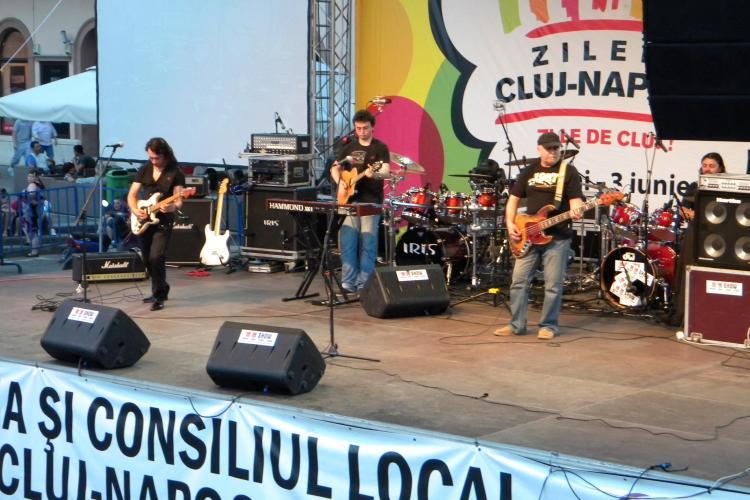 ZILELE CLUJULUI: Semnal M a cantat in Piata Unirii, iar Stefan Boldijar a anuntat un nou album - VIDEO