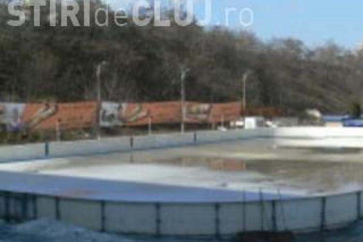 RADP Cluj a mai pierdut 400.000 de lei in procesul pentru vechiul patinoar. VEZI cum dispar banii publici