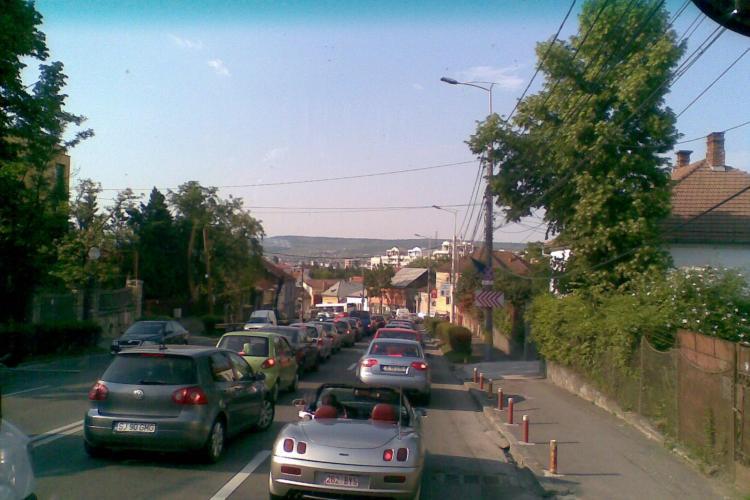 ZILELE CLUJULUI: Blocajele in trafic, marele minus al festivalului