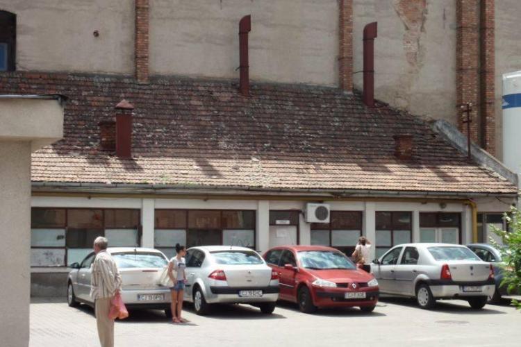 Cadavru mancat de sobolani la morga Institutului de Gastroenterologie Cluj!