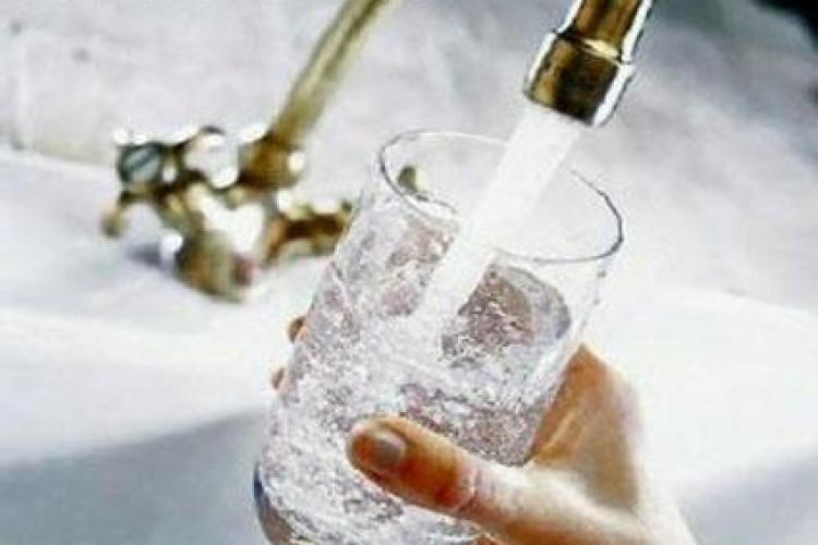 Apa si canalizarea se scumpesc la Cluj! VEZI cu cat