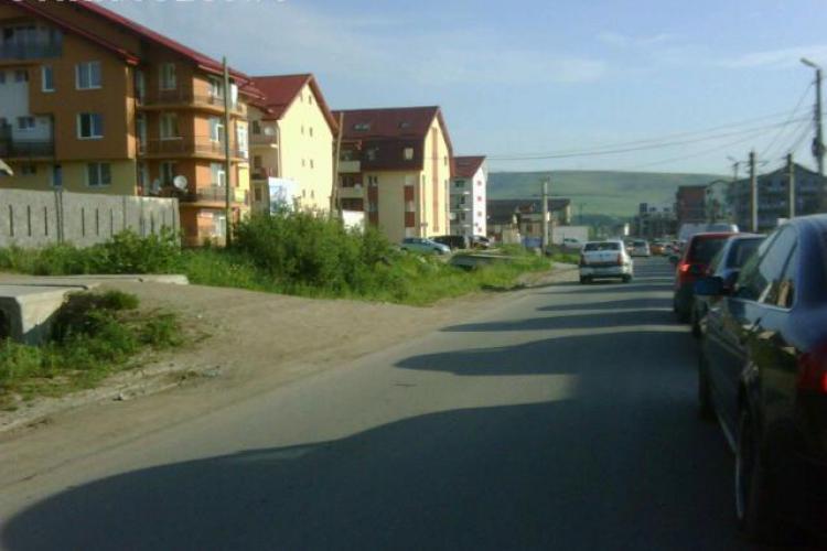 Smecheri de Cluj! Mai multi soferi prinsi azi-dimineata de politisti in  Floresti, dupa ce au depasit coloana de sute de metri! -Stirea Cititorului