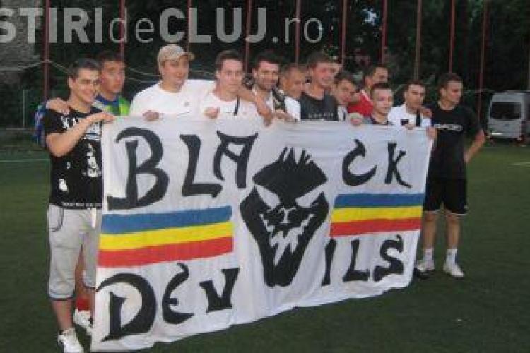 Echipa Black Devils a castigat prima editie a Cupei Universitatea
