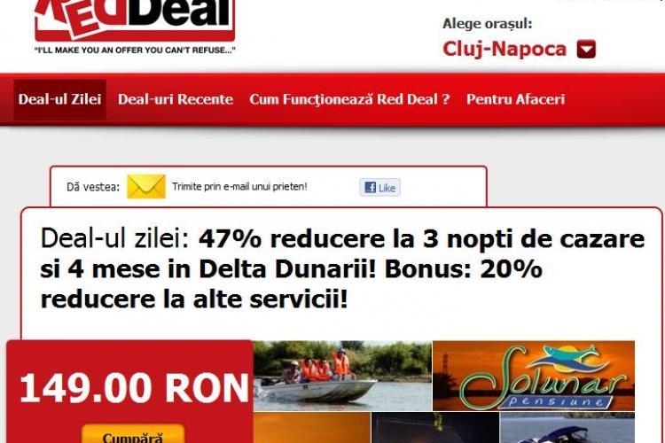 Deal-ul zilei: 149 de lei pentru trei zile de cazare in Delta Dunarii si 4 mese! (P)