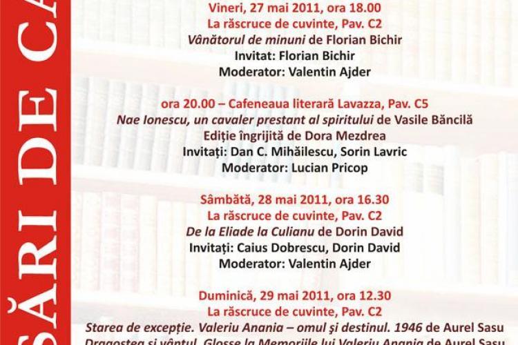 Editura Eikon participa in perioada 25-29 mai la Salonul international al cartii BOOKFEST
