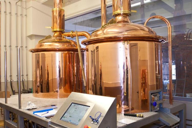 Ursus deschide mini-fabrica de la Cluj in urmatoarele saptamani! Va produce berea URSUS nefiltrata!