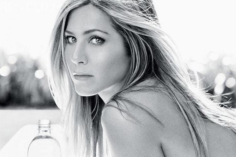 Jennifer Aniston, sexy intr-o campanie publicitara VEZI FOTO