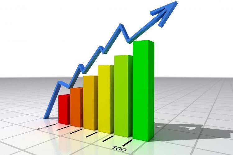 Economia Clujului e pe val, sustin oficialii Directiei Regionale de Statistica! VEZI cifrele