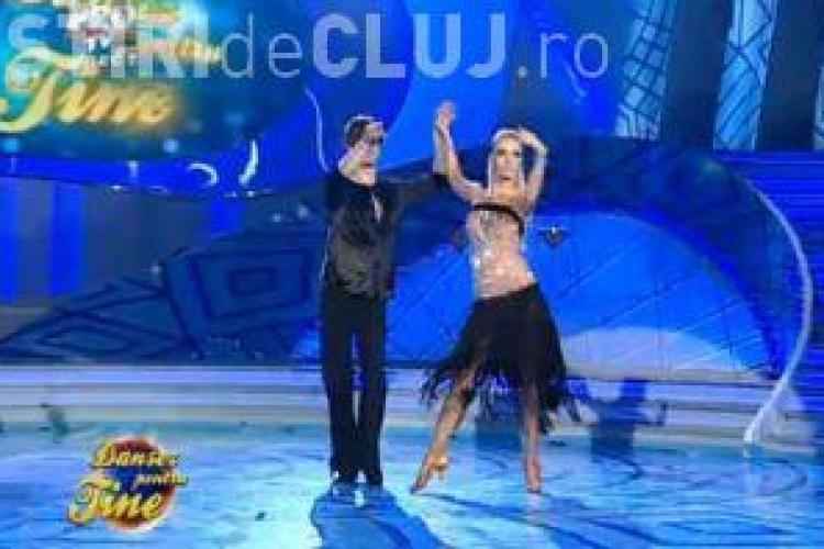 Mihai Petre danseaza impecabil impreuna cu sotia lui Elwira - VDEO