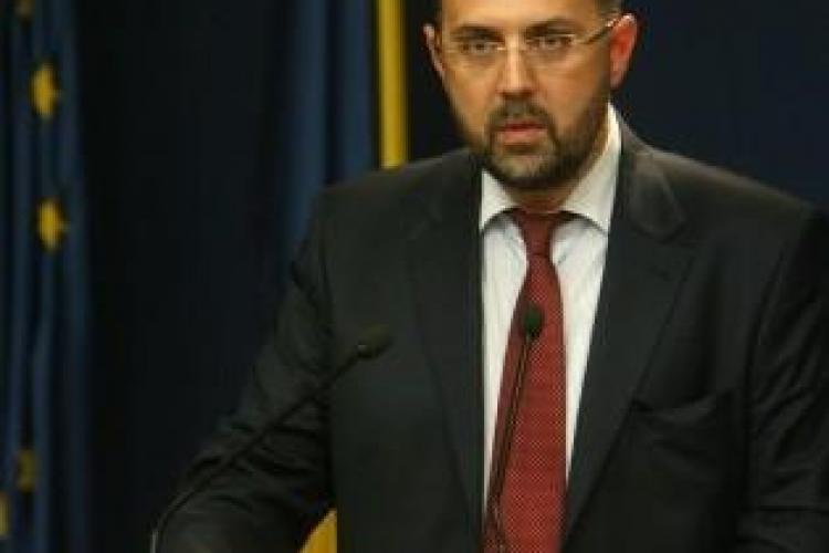 Ministrul Culturii, Kelemen Hunor, cere Primariei Cluj sa indeparteze inscriptia lui Nicolae Iorga de pe statuia lui Matei Corvin