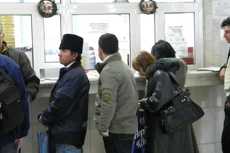 Numarul locurilor de munca vacante din Cluj a scazut de patru ori intr-o singura saptamana