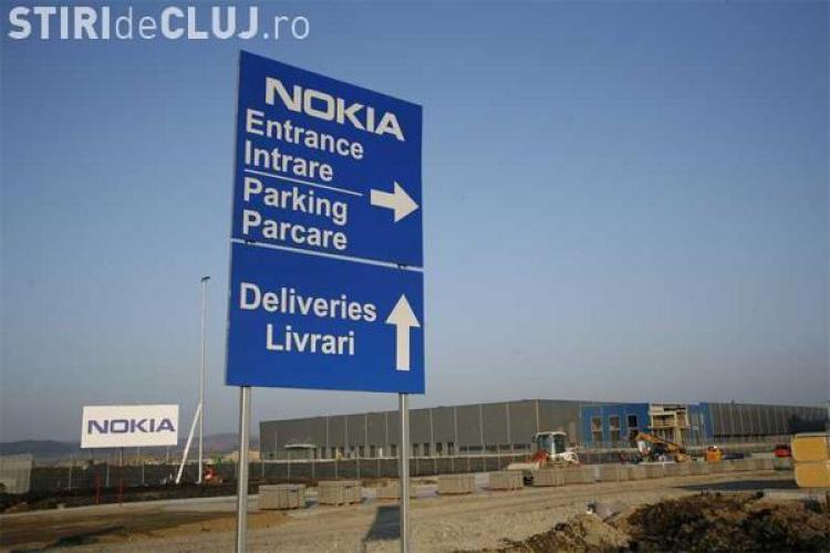 Telefoanele Nokia facute la Jucu sunt cele mai exportate produse fabricate in Romania