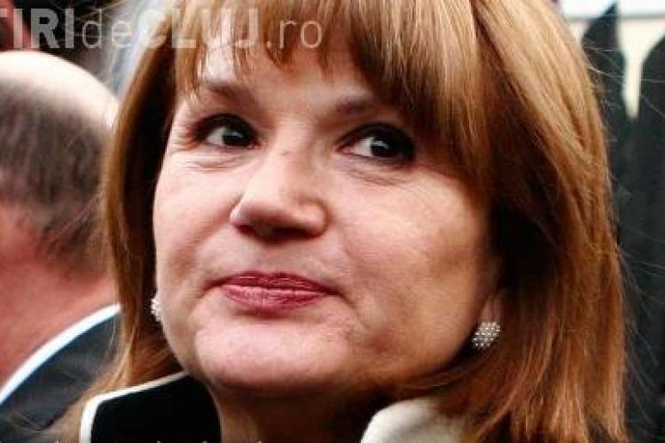 Maria Basescu isi doreste sa devina bunica