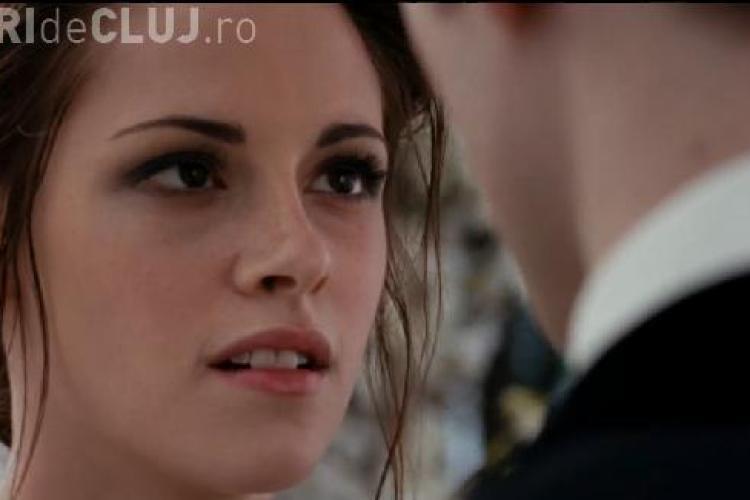 "Tailerul filmului ""Twilight Saga: Breaking Dawn - Part I"", prezentat in premiera mondiala la MTV Movie Awards VIDEO"