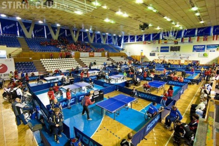 RITTO 2011, turneul de tenis de masa pentru persoane cu dizabilitati, incepe la Cluj in 3 iunie