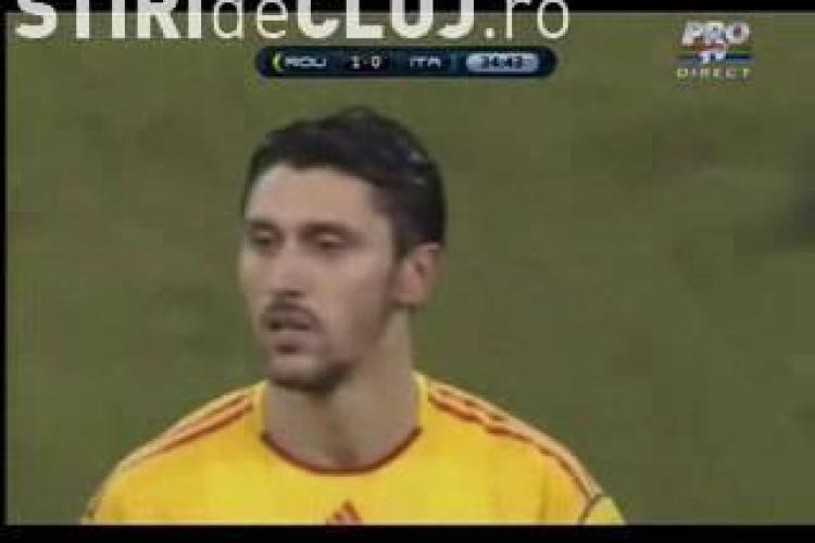 Romania-Bosnia 3-0. Marica si Mutu duc Romania pe locul 3 in grupa pentru Euro 2012 - Vezi golurile