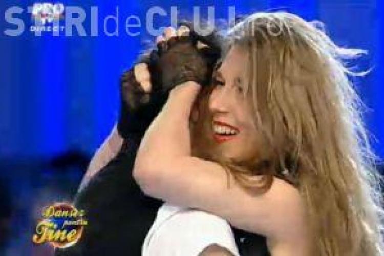 """Corina Bud si Eduard, castigatori la """"Dansez pentru tine"""" - VIDEO"""