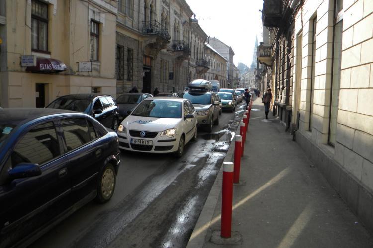 Taxa de poluare va fi redusa cu pana la 30%, dar nu si pentru masinile cu motor Euro 5
