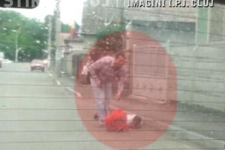 Flagrant cu mercur la Turda! Doi barbati au fost retinuti in timp ce incercau sa vanda 5 kilograme de mercur VIDEO