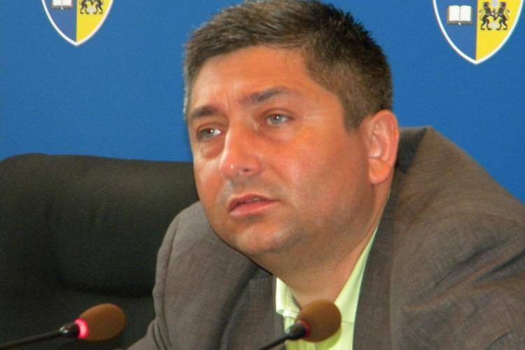 "Alin Tise vrea sa construiasca aeroportul din Brasov, desi are ""restante"" la cel din Cluj VIDEO"