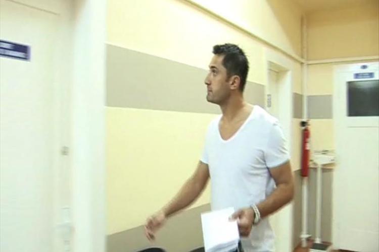 Claudiu Niculescu nu este inca recuperat suta la suta, dupa accidentarea de acum sase saptamani - VIDEO