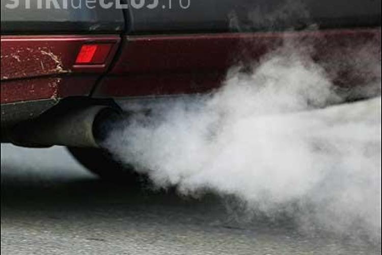 Soferii care au platit taxa de poluare vor primi o parte din  bani inapoi!
