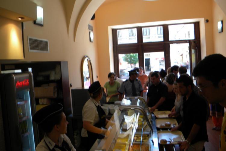 MEMO 10, restaurantul Primariei, record de clienti la Zilele Clujului. VEZI cele mai apreciate retete VIDEO