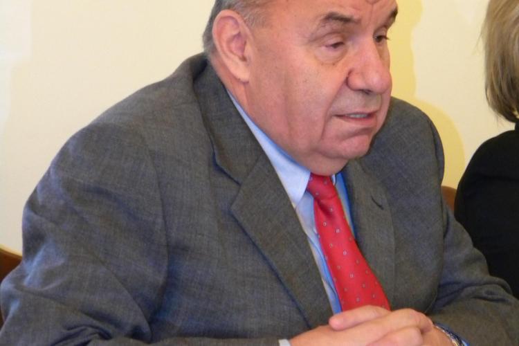Andrei Marga refuza titlul de cetatean de onoare oferit de primarul Sorin Apostu