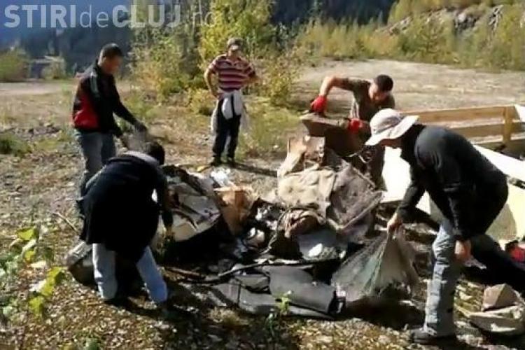 Munca in folosul comunitatii la Cluj, pentru rau-platnici